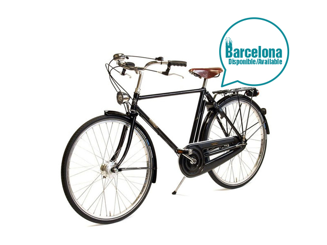 classic bike hire in barcelona