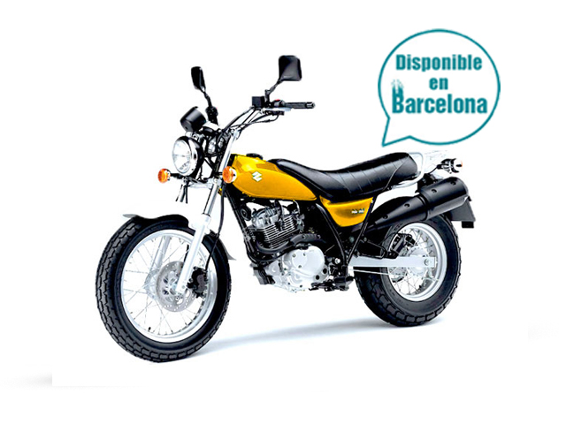 Suzuki Van Van 125cc | Mondorent